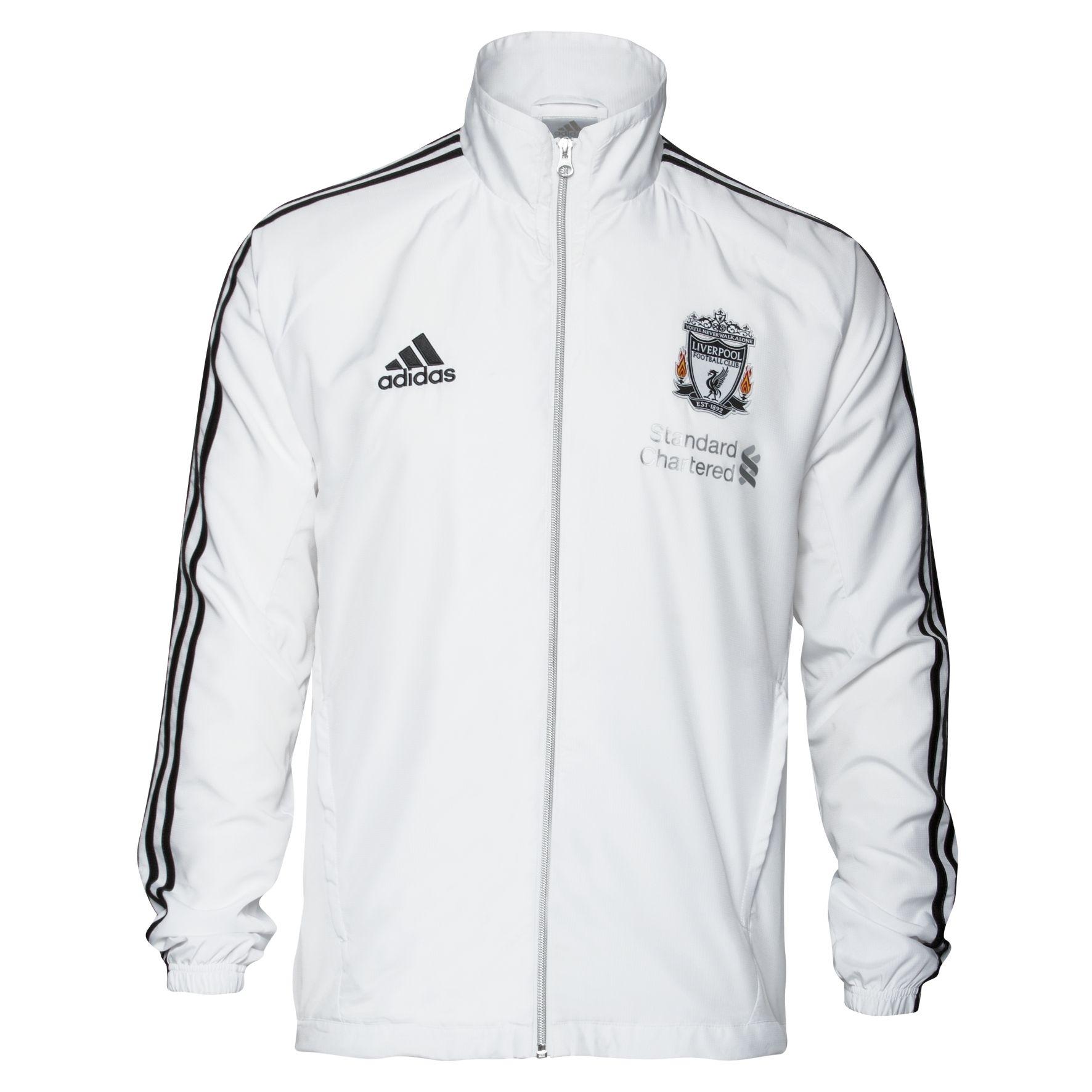 2011 12 Liverpool Adidas Presentation Jacket | LFC
