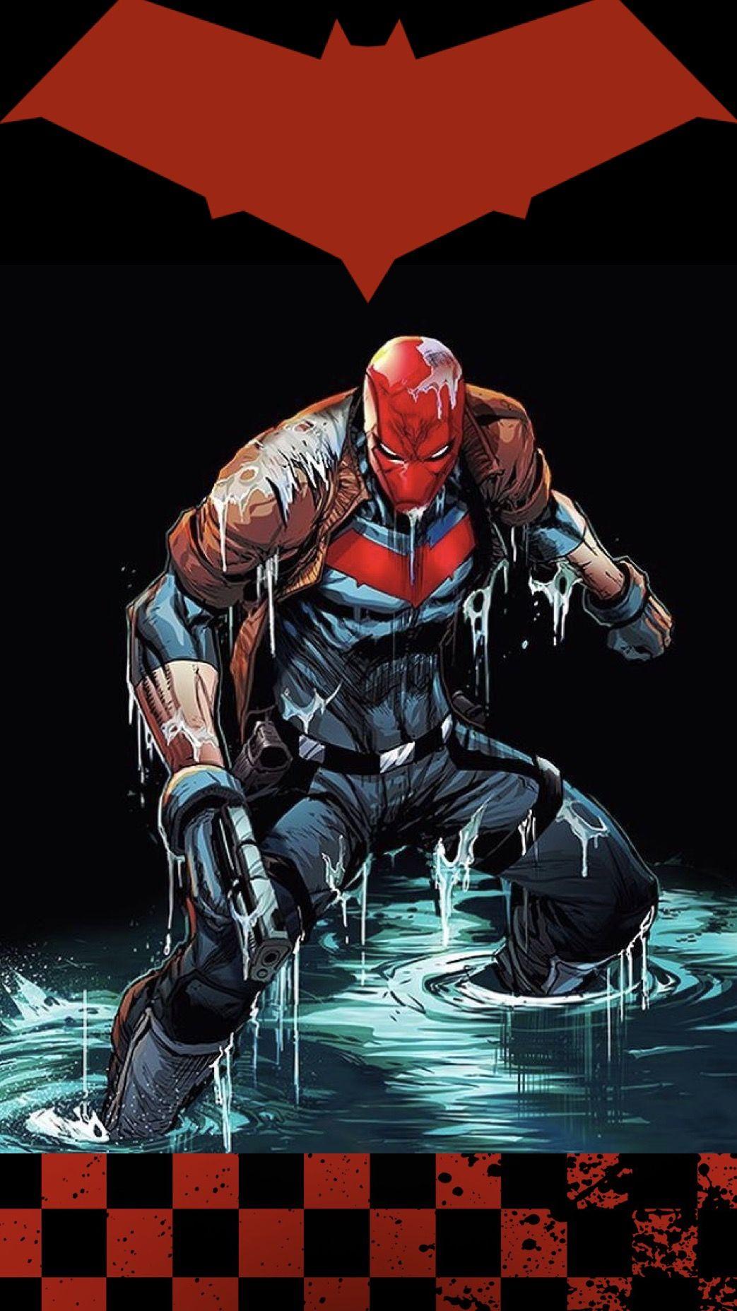 Red Hood Jason Todd Fondo De Pantalla Imagenes De Batman Capucha Roja Batman Comic