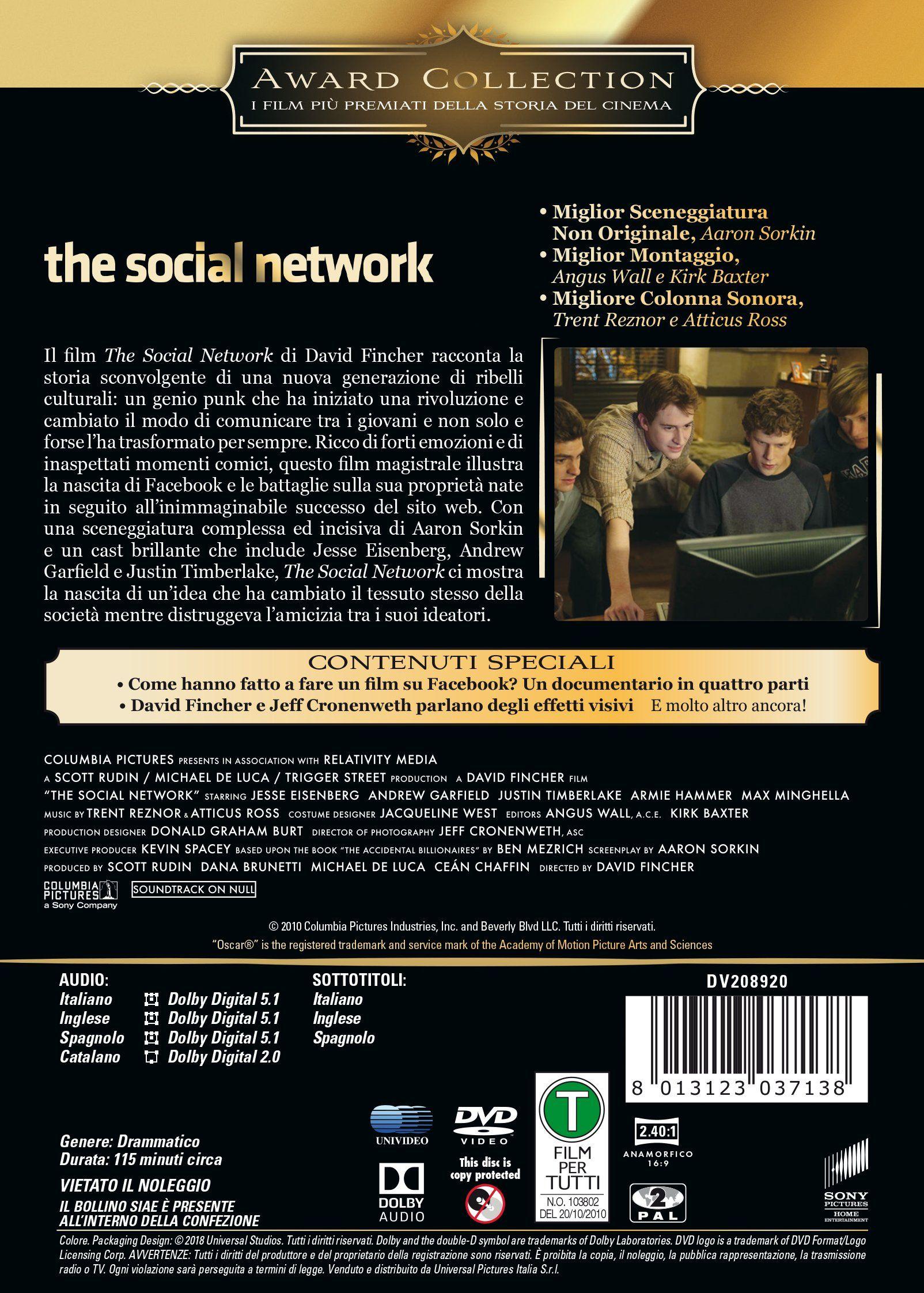 The Social Network Social Network Ma Viles Alcampo Nel 2019