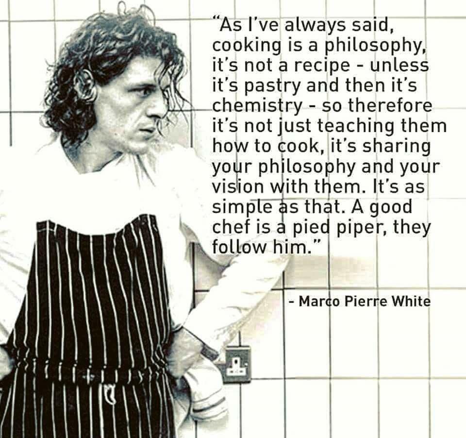 Marco Pierre White … | Pinteres…