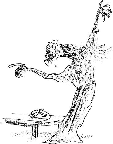 Roald Dahl S The Witches Ilrates By Quentin Blake