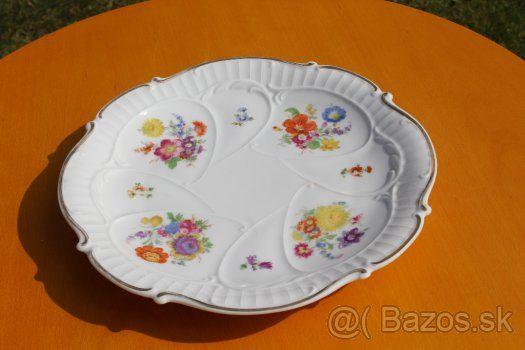 Servírovací tanier - 1