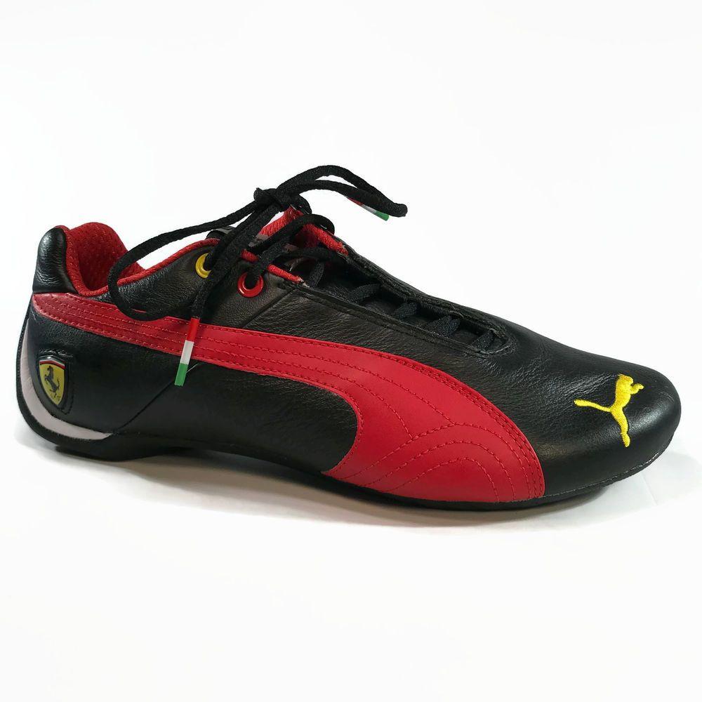 Ferrari PUMA FUTURE CAT Leather SF-10
