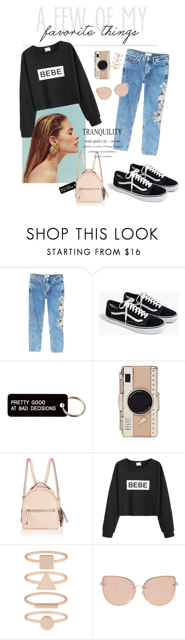 """""""Untitled #22"""" by capricorndiva22 ❤ liked on Polyvore featuring MANGO, J.Crew, Various Projects, Kate Spade, Fendi, WithChic, Accessorize and Topshop"""