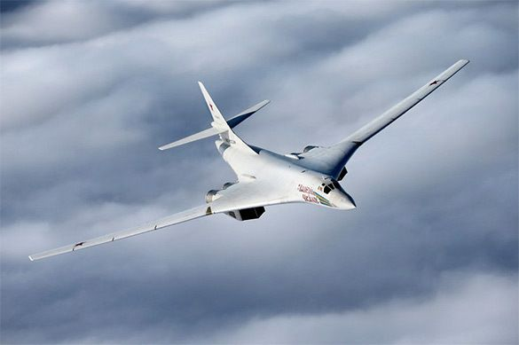 Russia S New White Swan Tu 160 Bomber Plane Raises Serious Concerns In The West 60350 Jpeg Bomber Plane Aircraft Russian Military Aircraft