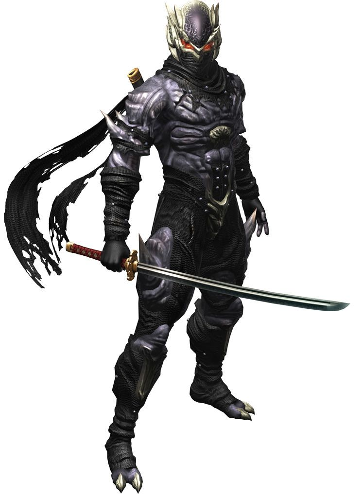 Ryu Hayabusa Ninja Armor Samurai Concept Ninja Gaiden