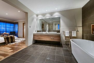 Home Design  The Bayfield  Contemporary  Bathroom  Other Metro Cool Designer Bathrooms Perth Review