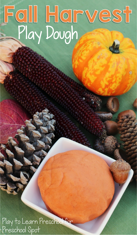 Fall Harvest Dough