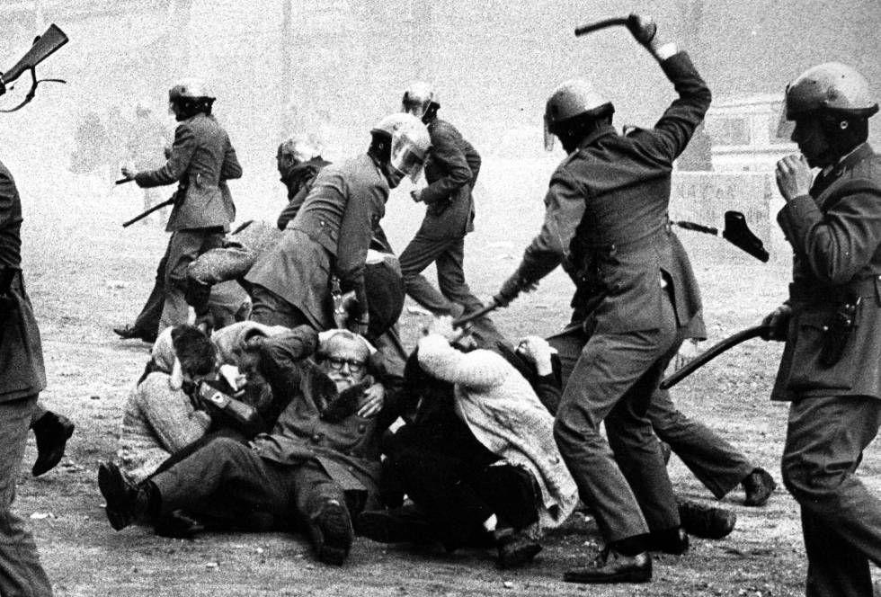 Recuerdos del joven antifranquista | Sebastião salgado, Historia ...