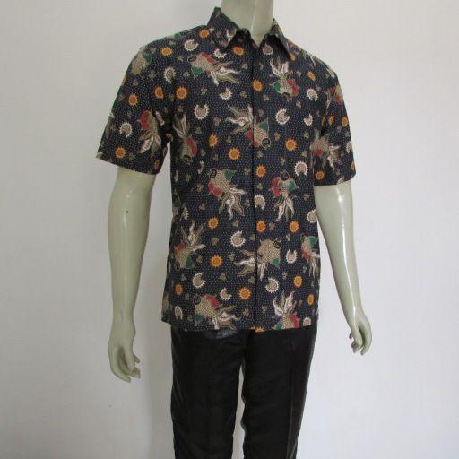 Rok Batik Dan Kemeja: Kemeja Batik Untuk Pria Original