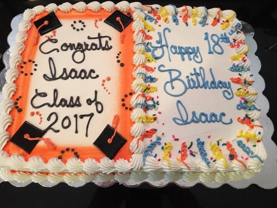 Enjoyable Graduation Birthday Combo Cake With Images Graduation Cakes Personalised Birthday Cards Akebfashionlily Jamesorg