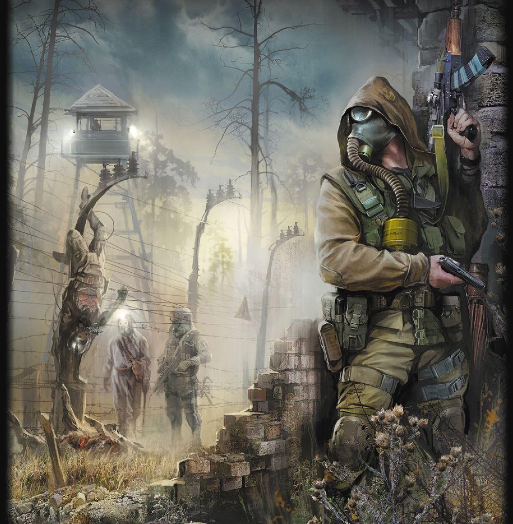 Apocalyptic Soldier Pics: Apocalypse & Survival