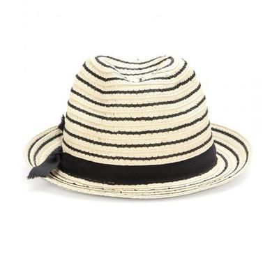 Hat Attack - Raffia fedora #brimmedhat #covetme #hatattack