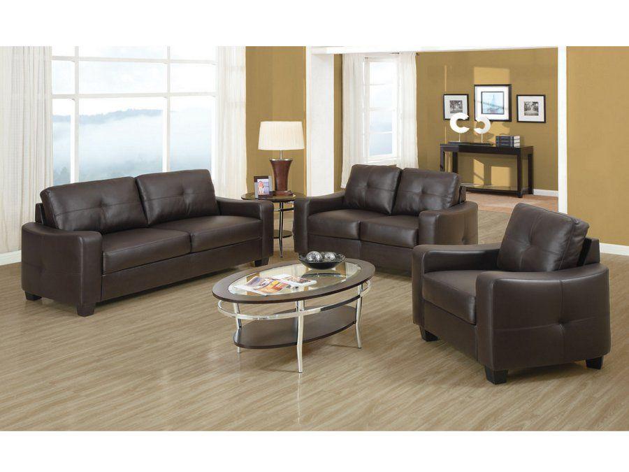 Jasmine Chocolate Sofa & Loveseat #sofa #loveseat #livingroom #rana ...