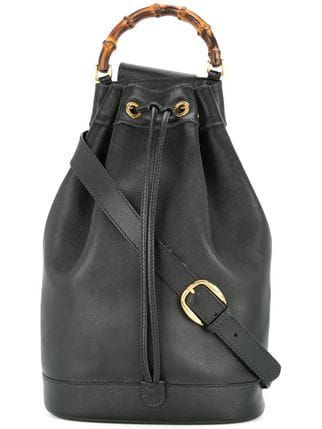 876e1672978 Gucci Vintage one shoulder drawstring bag | in ♥ | Vintage gucci ...