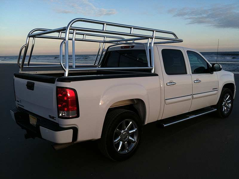 Hauler Heavy Duty Aluminum Truck Racks
