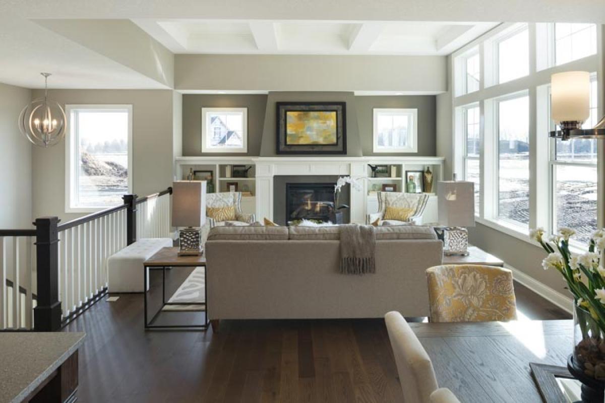 2016 Spring Parade of Homes 127 | Living room | Pinterest