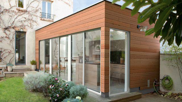 9 idées pour agrandir votre maison Timber cladding, Extensions and