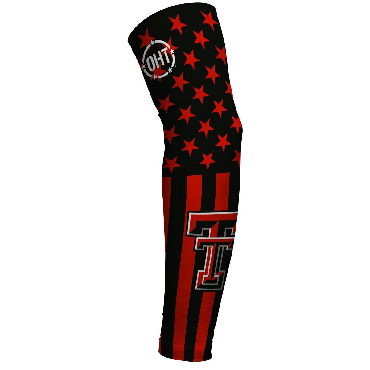 Texas Tech University Flag Kids Arm Sleeve