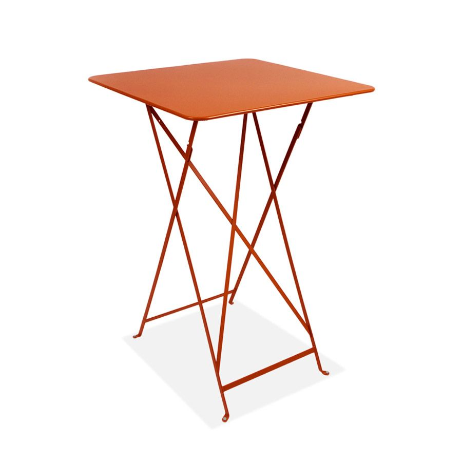 The Fermob French Bistro 28 Inch Square High Table Is Perfect For Any Small  Area. It Can Be Used As A Small Breakfast Table Or As A Small Patio Table.