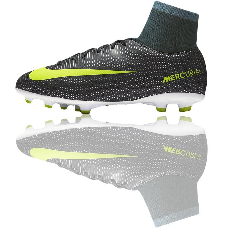 735029f38c9 Soccer Shoes · The Football Nation Ltd - Nike CR7 Mercurial Victory Dynamic  Fit Kids Boots (FG -