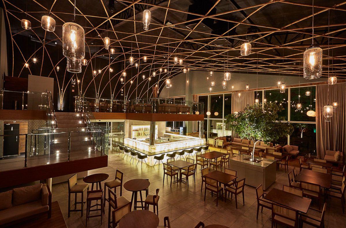 Cafe Noah grupo pr noah restaurante maringá pr interiors