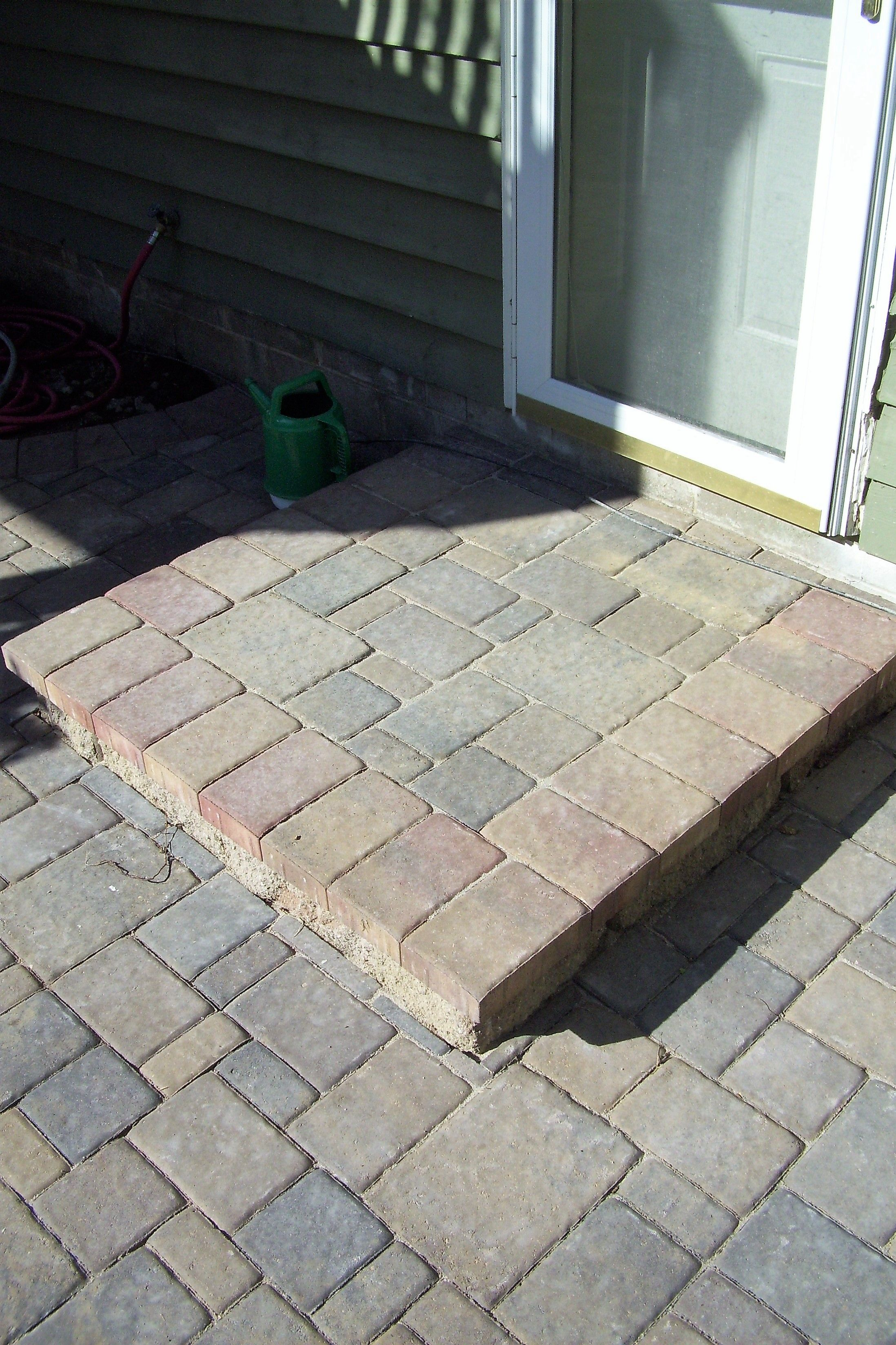 patios services central company patio installation paving nottingham