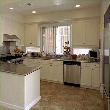 Superieur Stainless Steel Kitchen Countertops Cost