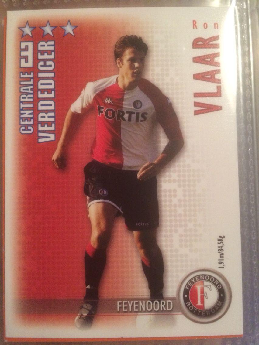 Ron Vlaar  Feyenoord Rotterdam