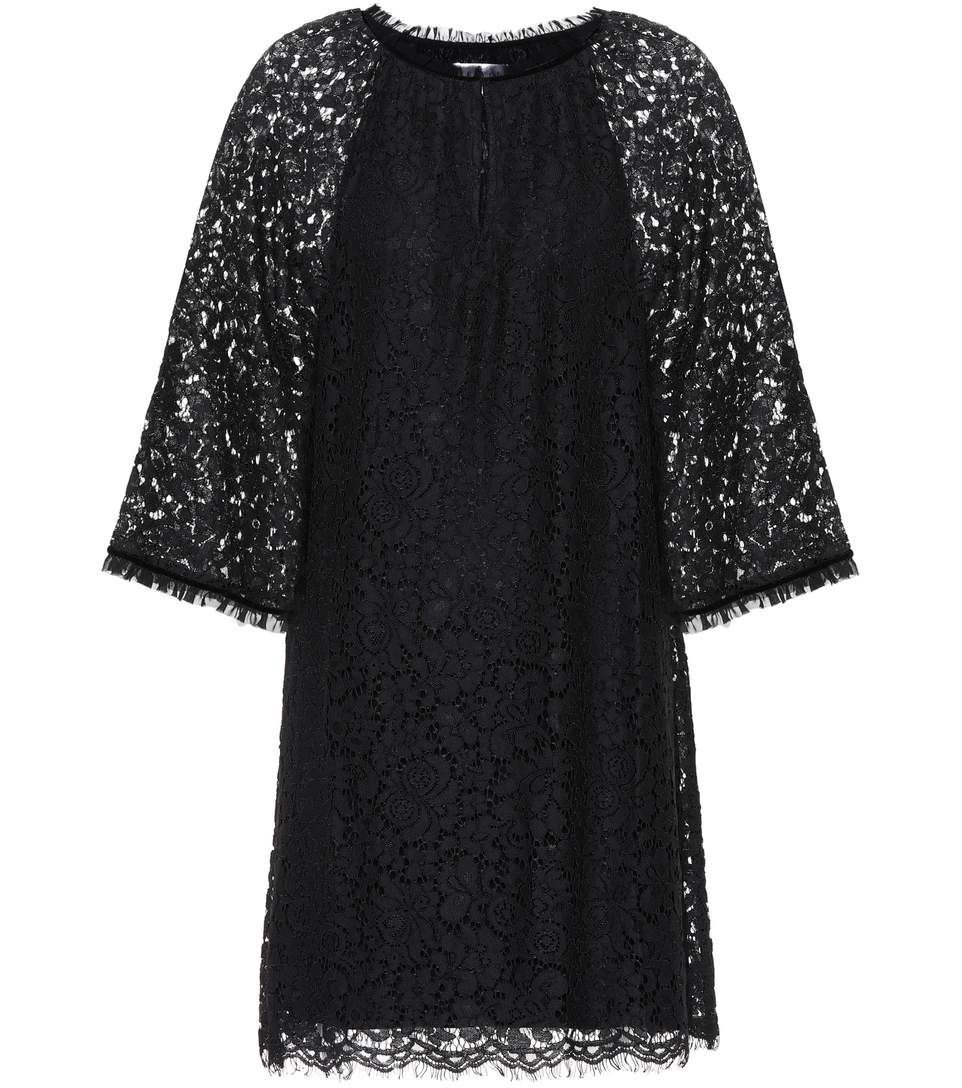 Julienne lace dress Velvet Buy Cheap Extremely Cheapest With Credit Card Cheap Price WErRH