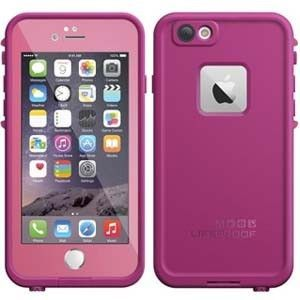 best service 4a64c 220af LifeProof Apple iPhone 6 (4.7 in.) Waterproof Case - Pink | Cool ...
