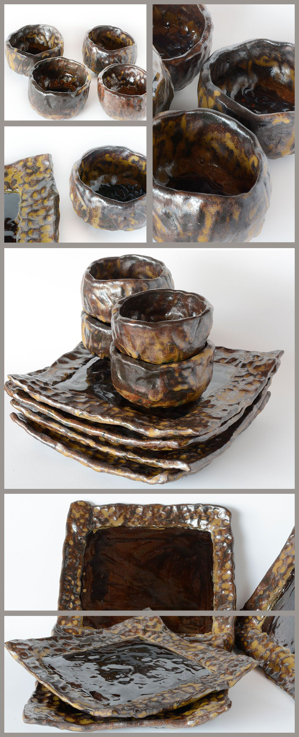 Pin by Pottery From The Soul on Rustic & Whimsical Pottery