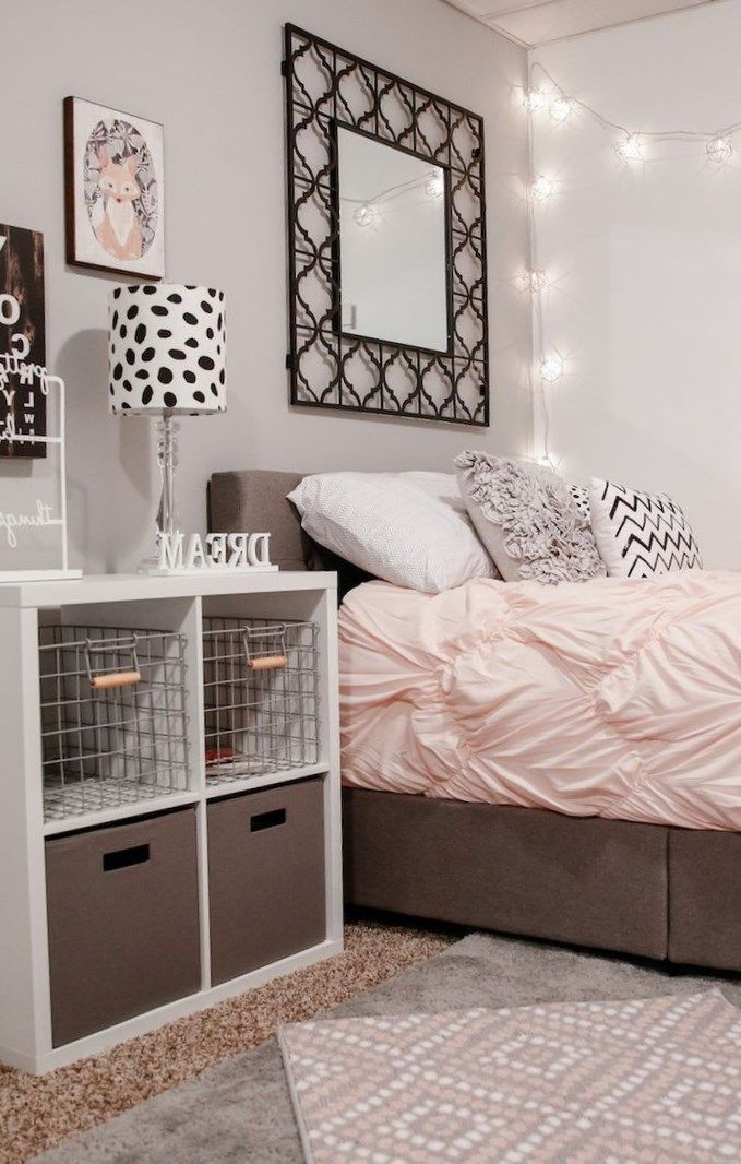 Blue Teenage Girl Bedroom Designs Ideas | Stylish bedroom ... on Small Bedroom Ideas For Teenage Girl  id=44083
