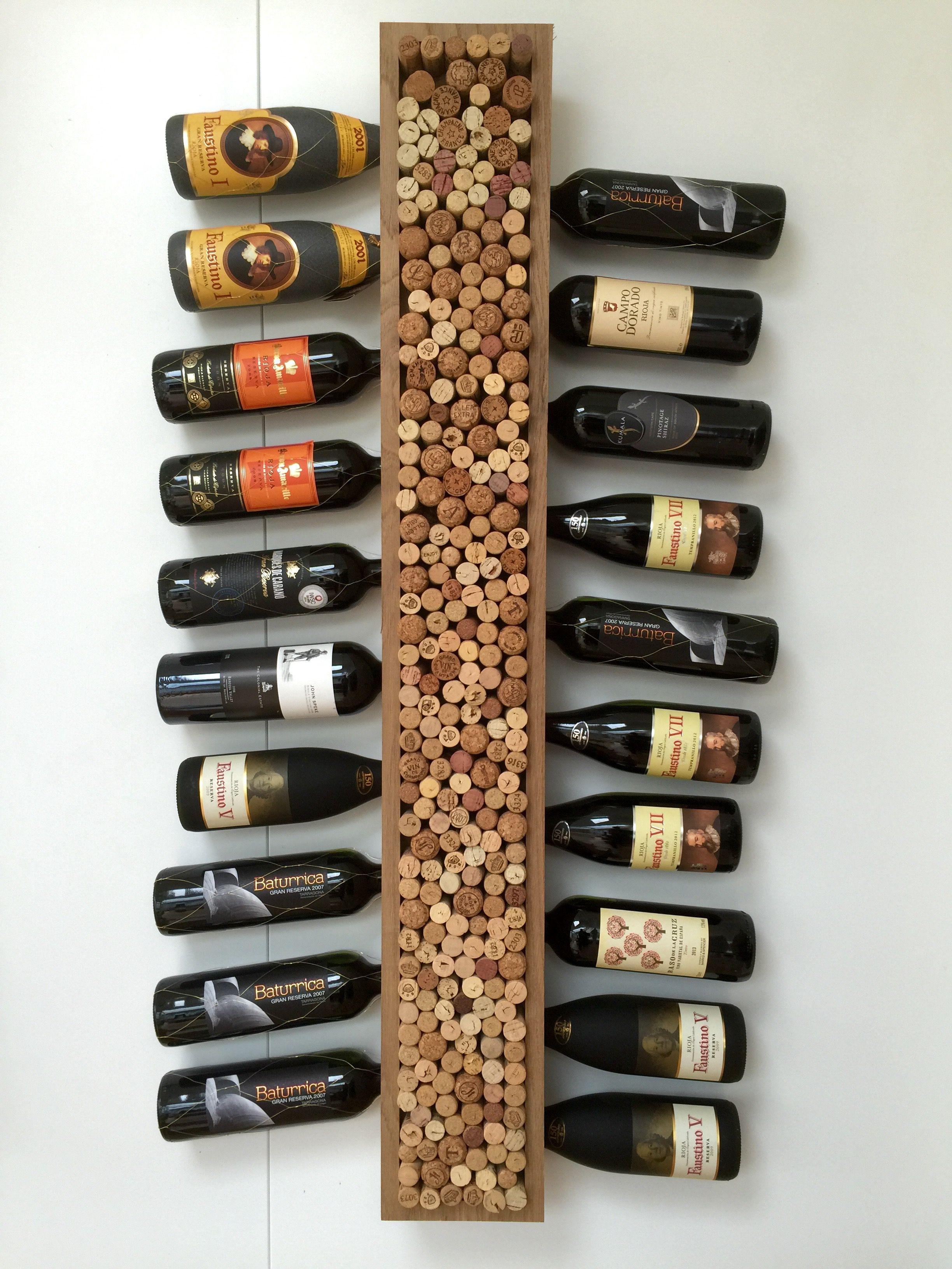 Epingle Par Julien Sur Brico Rangement Vin Etageres A Bouteilles De Vin Rangement Bouteille De Vin