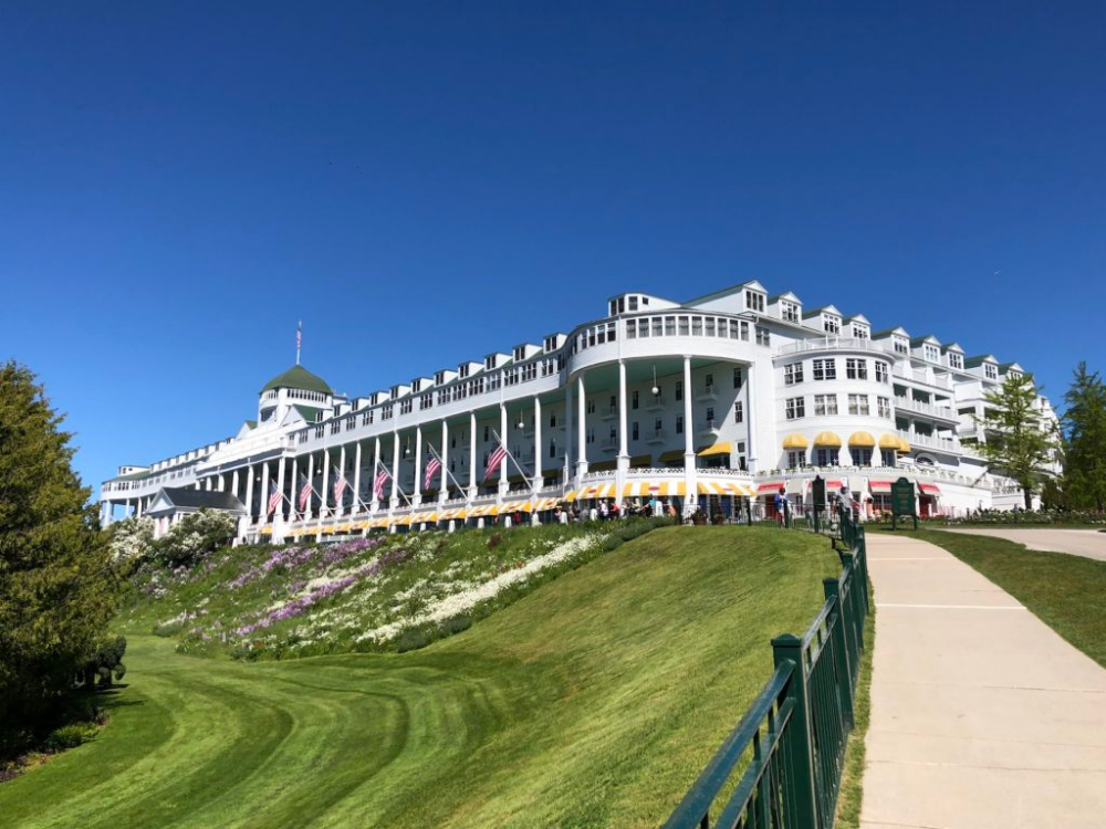 Mail Jan Finger Outlook Mackinac Island Grand Hotel Mackinac