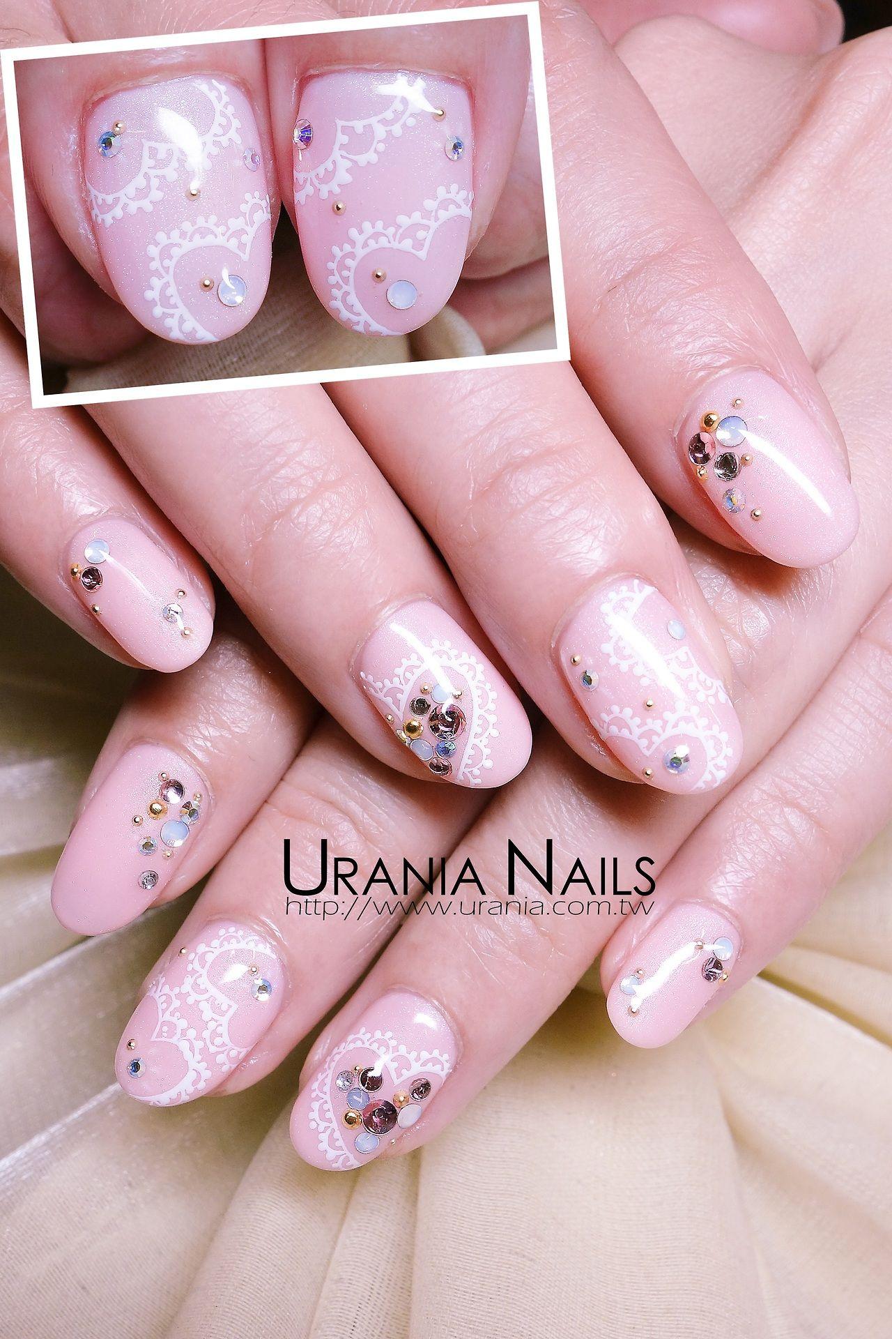 Urania Asia Nail Nails Nailart Nails Pinterest Nails Nail