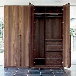 wooden wardrobe furnitureClosetsPinterestWardrobes