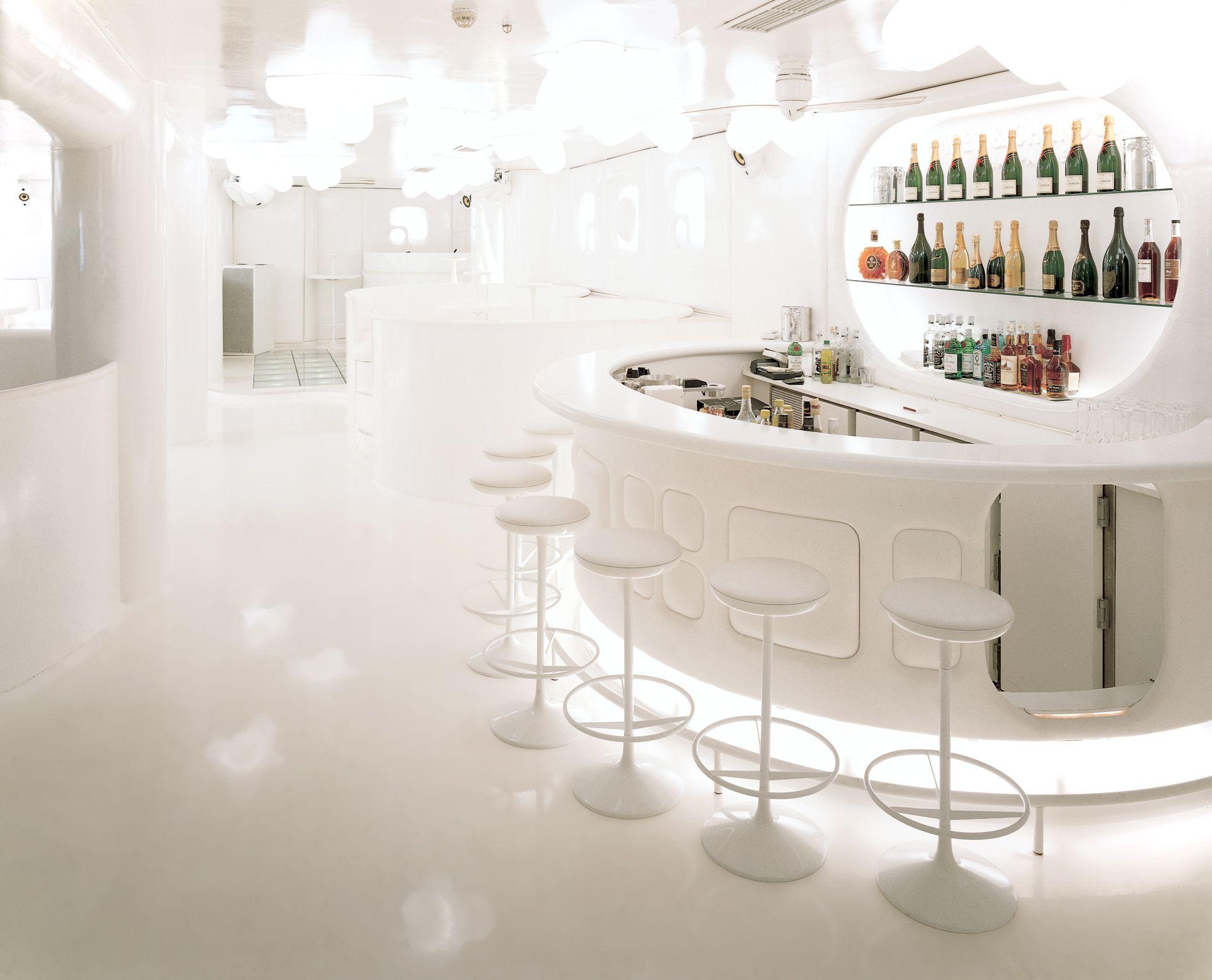 Nasa Nightclub Entertainment Design With Images Nightclub