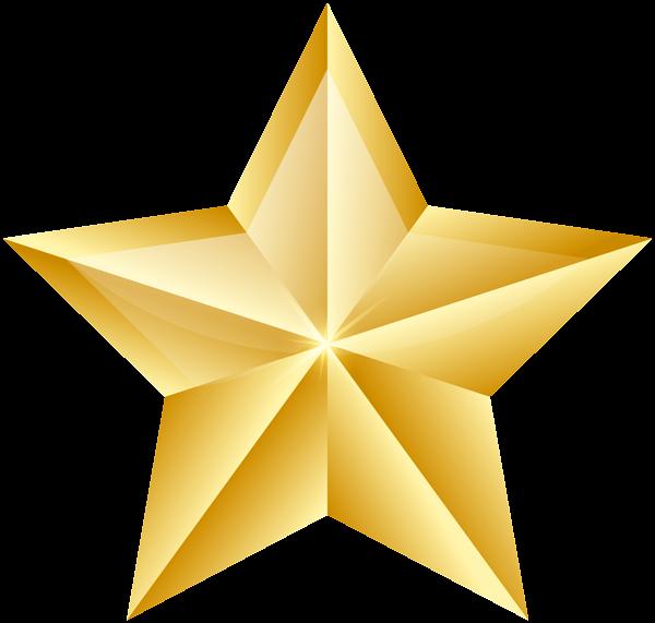 Golden Star Png Image Clip Art Golden Star Star Art