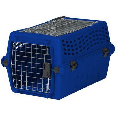 Aspen Pet 2 Door Deluxe Pet Carrier Pet Mat Pet Carriers Cat Pet Supplies