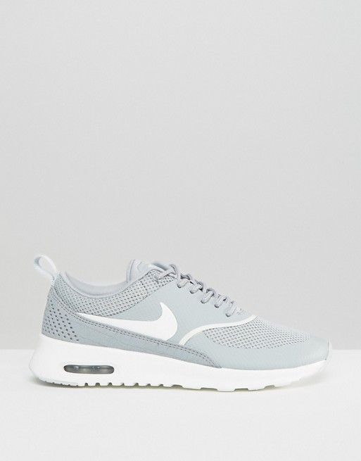 inexpensive nike air max thea grey trainers f88c7 d6c2d