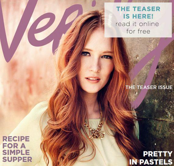 Verily magazine catholic