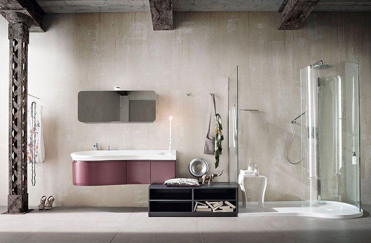 Collezione bagno design pininfarina arredo bagno innovativo bagni pinterest - Self arredo bagno ...