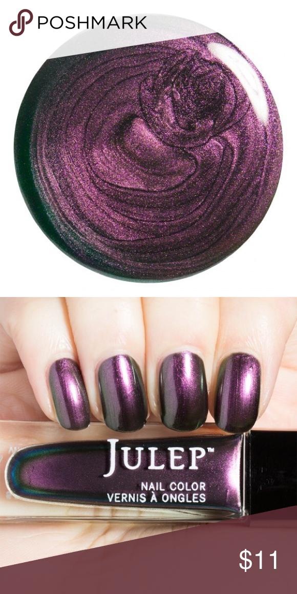 💅🏼 Julep Joss Chrome/Metallic Nail Polish NEW | Metallic nails