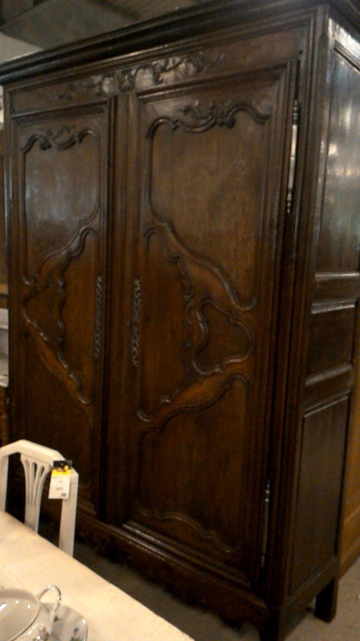 Wardrobe 1 290 00 Euro Disponible En Occasion Dans Le Magasin Troc Aubiere Armoire Home Decor Clermont