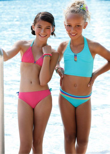 Bikini Tankini Mädchen 4 Tlg Set Bpc Bonprix Collection