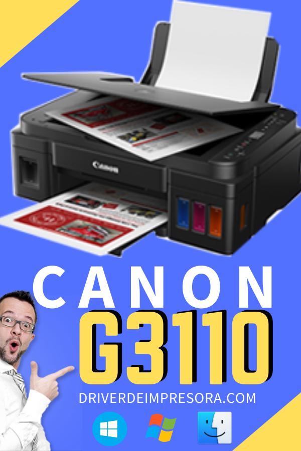 Driver De Impresora Canon G3110 Impresora Canon Transformacion Digital