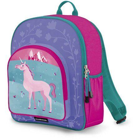 Eco Kids Unicorn Girls School Backpack, 14, Pink | Products