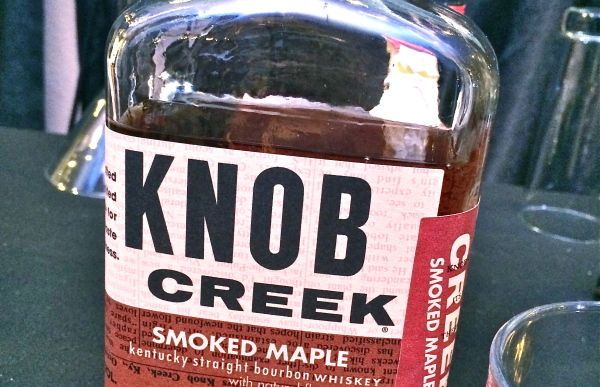Knob Creek Smoked Maple Bourbon Old Fashioned – Micah Dew