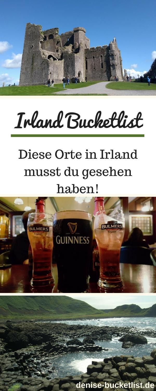 Photo of Ireland Bucket List: Sightseeing & Travel Planning Tips